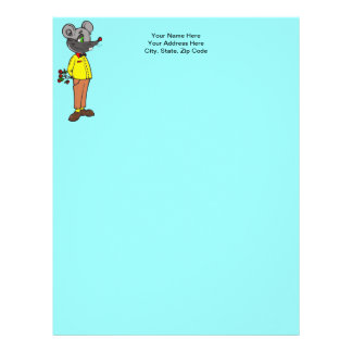 Dating Mouse Letterhead