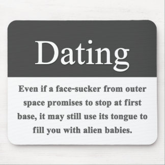 Dating Mousepad