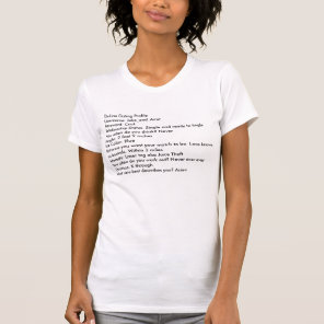 Dating Service T-Shirt