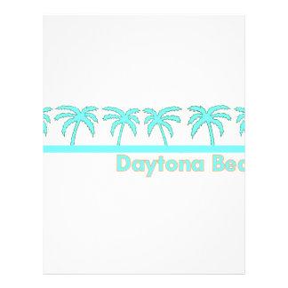 Datona Beach Custom Letterhead