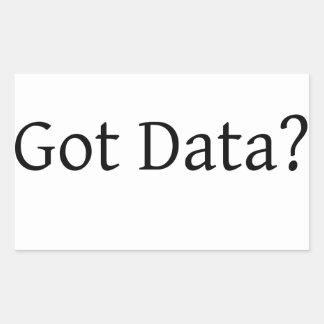 ¿Datos conseguidos? Rectangular Altavoces