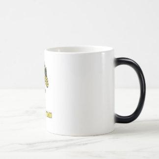 Dat's Flyman on Your Mug! Magic Mug