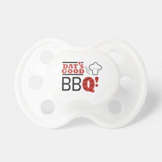 DATS GOOD BBQ BooginHead PACIFIER