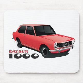 Datsun 1000 mouse pad