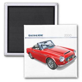 Datsun 2000 fairlady roadster magnet