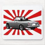 Datsun 2000 Roadster Mouse Pad