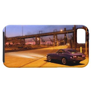 Datsun 240z at dusk iPhone 5 case