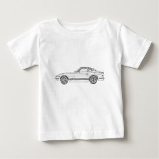 Datsun 240Z Baby T-Shirt