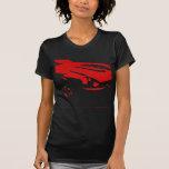 Datsun 240Z Detail - Red on dark shirt