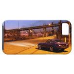 Datsun 240z en la oscuridad iPhone 5 carcasa
