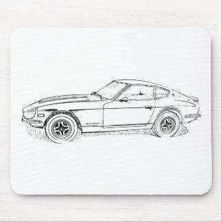 Datsun 240Z Mouse Pad