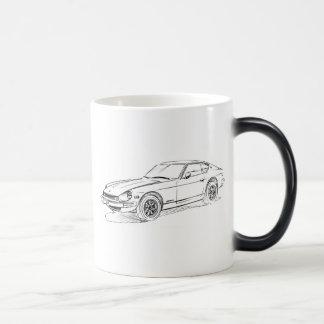 Datsun 280Z Coffee Mugs