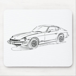 Datsun 280Z Tapete De Raton