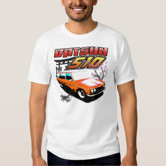 DATSUN 510 WAGON T-Shirt