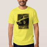 Datsun 510 Yellow T Shirt