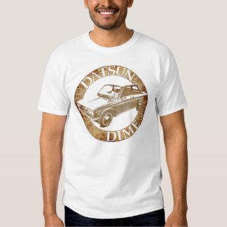 Datsun BlueBird Five and Dime Tan T-Shirt