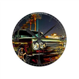 Datsun Bluebird SSS  510 coupe Round Clocks
