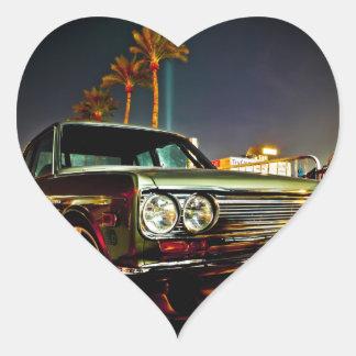 Datsun Bluebird SSS  510 coupe Heart Sticker