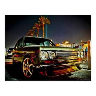 Datsun Bluebird SSS 510 coupe Post Cards
