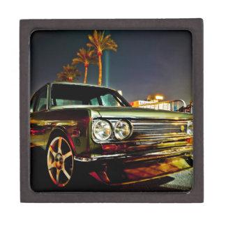 Datsun Bluebird SSS  510 coupe Premium Jewelry Box
