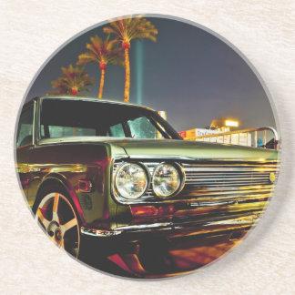Datsun Bluebird SSS  510 coupe Sandstone Coaster