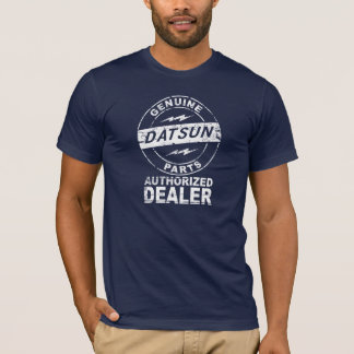 Datsun Genuine Parts 3 T-Shirt