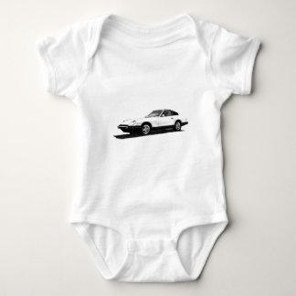 Datsun/Nissan 280ZX Illustration Baby Bodysuit