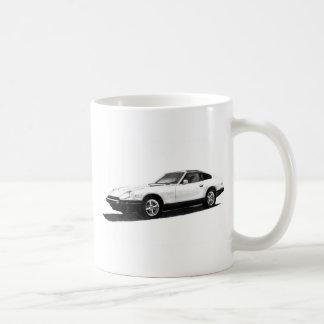 Datsun/Nissan 280ZX Illustration Coffee Mugs