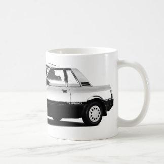 Datsun Nissan Pulsar EXA Turbo 1984 Coffee Mug