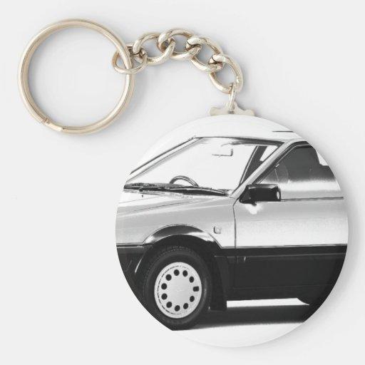 Datsun Nissan Pulsar EXA Turbo 1984 Key Chains