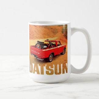 Datsun Pickup trucks Coffee Mug