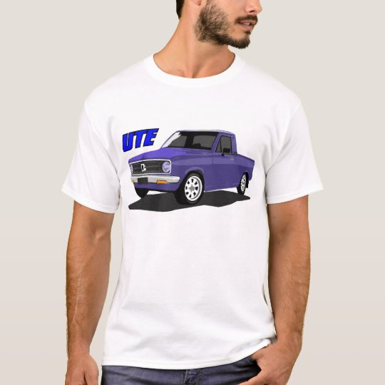 Datsun UTE Blue T-Shirt