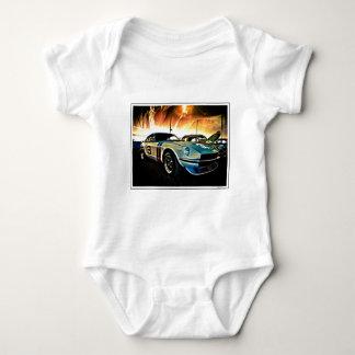 Datsun Z Race car Baby Bodysuit