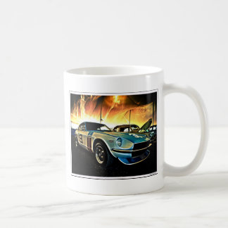 Datsun Z Race car Coffee Mug