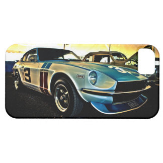 Datsun Z Race car iPhone SE/5/5s Case