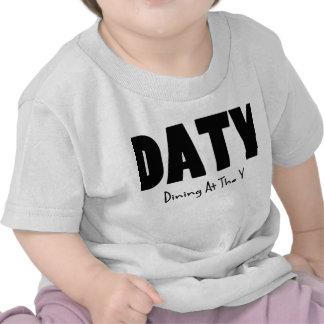 DATY black Shirts