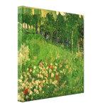Daubigny's Garden by Vincent van Gogh Canvas Prints