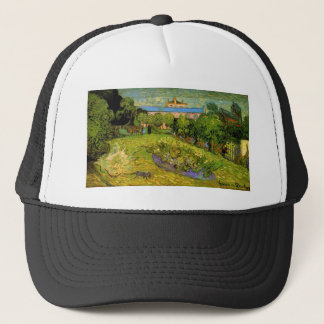 Daubigny's Garden  by Vincent van Gogh Trucker Hat