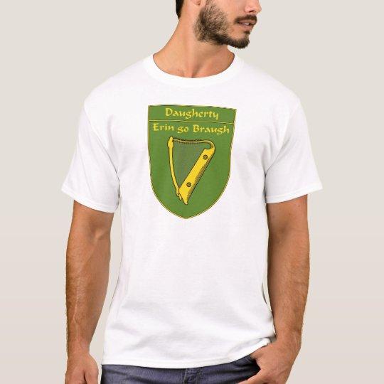 Daugherty 1798 Flag Shield T-Shirt