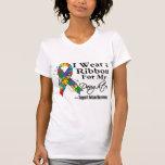 Daughter - Autism Ribbon T-shirts