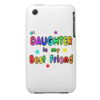 Daughter Best Friend iPhone 3 Case-Mate Cases