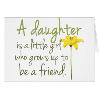 daughter birthday greeting cards  zazzle, Birthday card