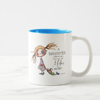 """Daughter"" coffee mug"