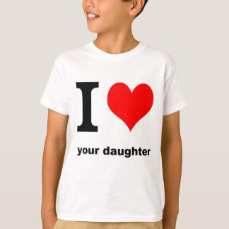 daughter coils T-Shirt