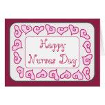 DAUGHTER - Happy Nurses Day Customizable Card