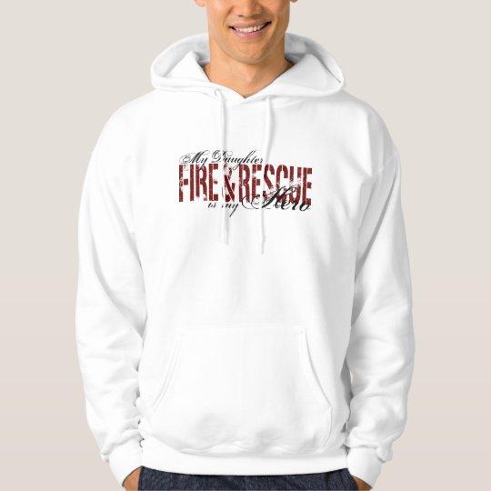 Daughter Hero - Fire & Rescue Hoodie