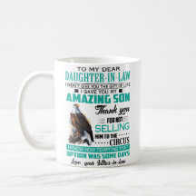 Father In Law Mugs No Minimum Quantity Zazzle