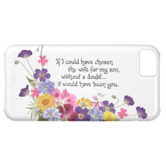 Daughter-in-Law gift iPhone 5C Cover