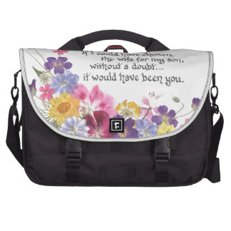 Daughter-in-Law gift Laptop Computer Bag