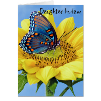 Daughter In-law Greeting card